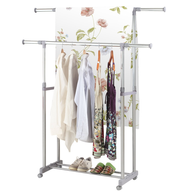 Mobile rack stand MST