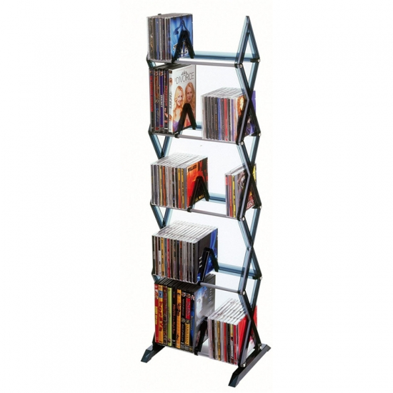 DVD storage display rackMST