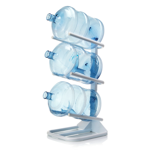 Customization water bottle rack 3 layers