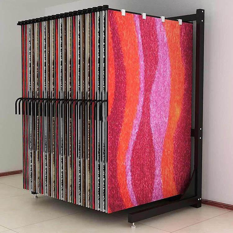 Carpet Hanging Rug Display Rack